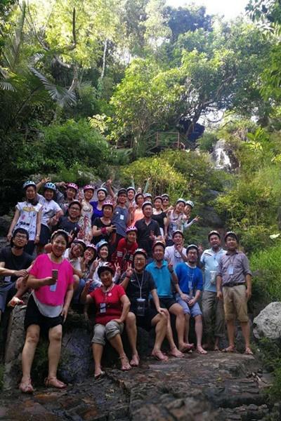 热带雨林探险,打造一流教学团队!